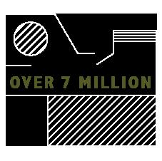 Over 7 Million